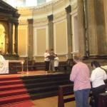 Missa de Ação de Graças da AAFC: emocionante!