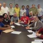 AAFC se reúne com os principais representantes do setor elétrico a respeito do fechamento para novas adesões ao PSAP Eletropaulo e Tietê