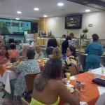 Dia Internacional da Mulher 2015 em Santos