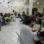 A animação dos participantes faz a Festa Junina em Sorocaba