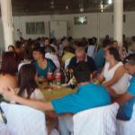 Veja como foi a comemoração dos pais em Andradina