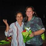 Homenagem especial às mães, em Chavantes