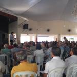 Reunião de complementados lota auditório da Regional de Ilha Solteira