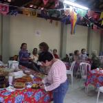 Festa junina em São José