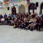 Excursão a Águas de Lindóia, organizada por Chavantes: alegria!