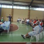 Regional de Três Lagoas recebe Presidente em reunião