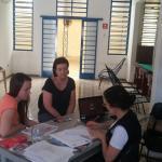 """Atendimento da Funcesp em Chavantes, sobre o plano de saúde """"Nosso Regional"""""""