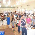 Tradicional confraternização reúne 250 participantes, em Chavantes