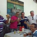 Associados e amigos, em Maringá, foram presenteados com um belo almoço!