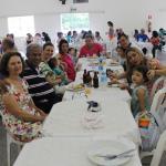 Mais de 200 participantes na festa de Dracena