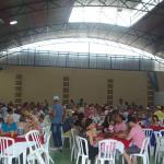 Almoço marca a confraternização realizada em Três Lagoas