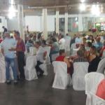 Emocionante festa em Andradina