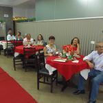 Jantar de confraternização da AAFC Mulher, em Três Lagoas