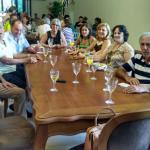 Veja como foi a confraternização de Rio Preto