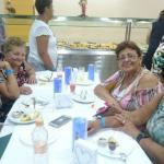 Dia Internacional da Mulher, em Santos: comemoração animada!