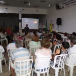 Palestra para mulheres, em Ribeirão Preto