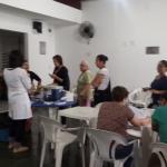 Vacinação em Santos