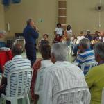 Casa cheia na reunião bimestral em Três Lagoas