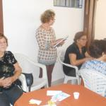 Reunião mensal em Bauru, com informações em clima de amizade