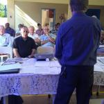 Reunião mensal em Rio Preto tira dúvidas de associados