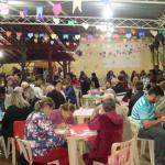 Festa junina, em Chavantes: lotação máxima!