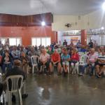 Associados de Ilha Solteira comparecem em grande número à reunião