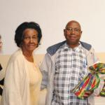 Papais homenageados em Chavantes