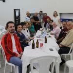 Papais em festa, com Dracena
