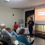 Reunião mensal de julho 2017, em Campinas