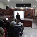 Reunião de complementados, em Itanhaém