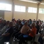 Assunto de reunião lota a casa, em Maringá