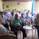 Reunião dos complementados, em Dracena