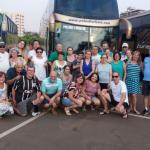 Associados de Rio Preto aproveitaram o dia em Thermas de Olímpia