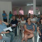 Reunião com complementados, em Campinas