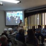 Reunião mensal de setembro 17, em Campinas