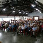 Reunião dos complementados, em Bauru