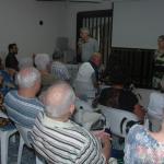 Reunião mensal de outubro, em Campinas