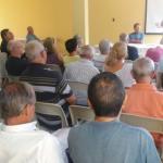 Última reunião do mês do ano em Rio Preto