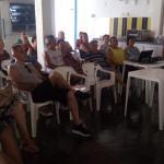 Rica em detalhes, palestra em Santos é elogiada