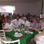 Memorável jantar de confraternização, em Bauru