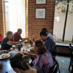 Mocóca, 06/05/2018, Churrascaria Salada Grill