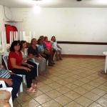 Primeira reunião da nova gestão do Departamento Feminino de Ribeirão Preto