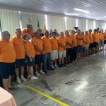 AAFC Bauru divulga fotos de comemorações