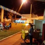 Arraiá animado em Rio Preto