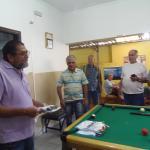 Torneio de bilhar em Três Lagoas