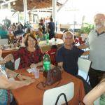 Almoço para associados de Bauru: sucesso
