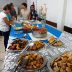 Reunião de agosto do departamento feminino de Ribeirão Preto