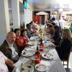 Homenagem do Distrito de Franca aos papais
