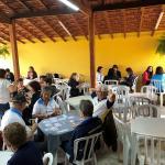 Encontro esportivo em São Joaquim da Barra