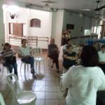 Reunião de setembro do departamento feminino de Ribeirão Preto